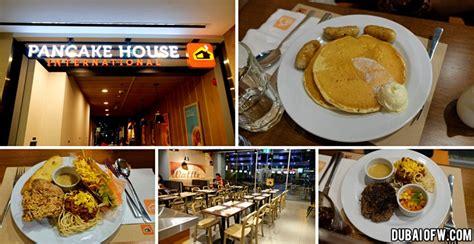 Pancake House In Burjuman Centre Mall