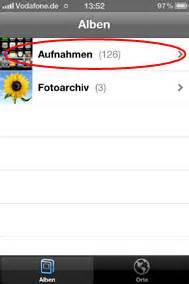 screenshots vom iphone machen