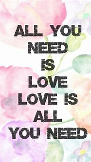 Day 4: All You Need Is Love {free printable!!}