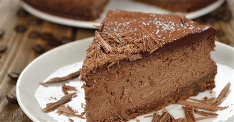 recette cheesecake au chocolat  philadelphia