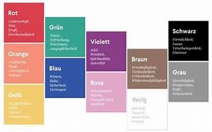 Psychologie Der Farben : psychologische bedeutung der farben farben bedeutung farben und psychologie der farben ~ A.2002-acura-tl-radio.info Haus und Dekorationen