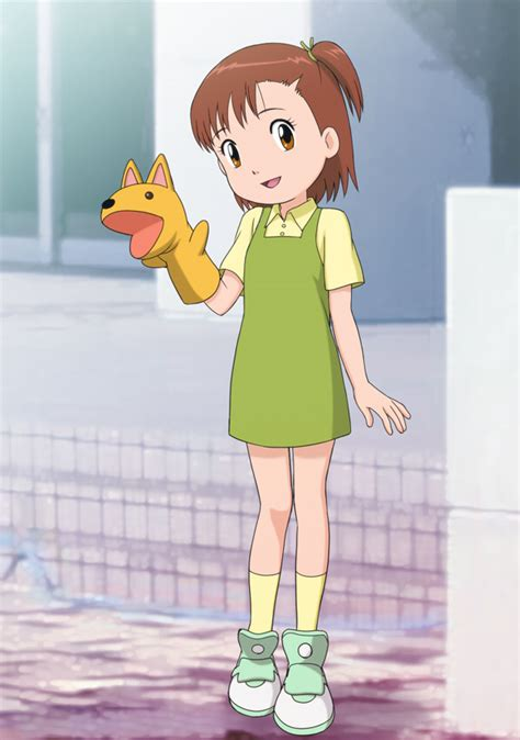 Katou Juri Digimon Tamers Image 927854 Zerochan