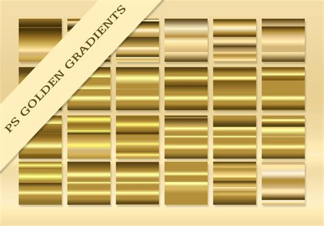 gold color photoshop golden gradients for photoshop free photoshop brushes at