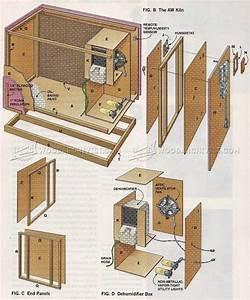 DIY Wood Drying Kiln • WoodArchivist