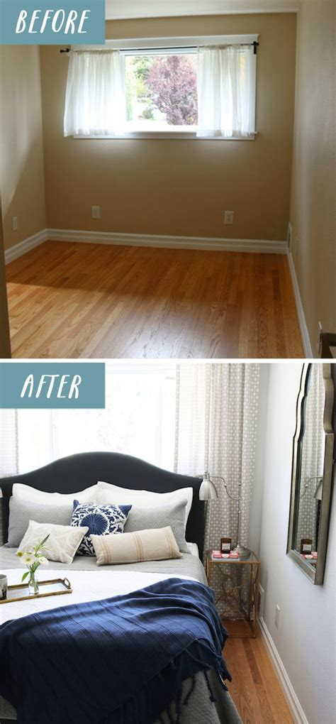 small bedroom makeover   bedroom makeover