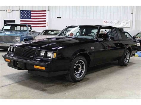 Buick Grand National 1987 1987 buick grand national for sale classiccars cc