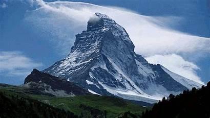 Background Matterhorn Domain Synfig Ish Animation