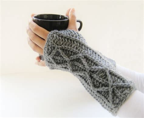 crochet fingerless gloves crochet dreamz adeline fingerless mitts or arm warmers easy crochet pattern with faux cables