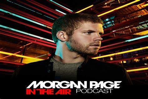 Morgan Page  In The Air  Podcast Planet
