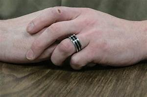 through incarceration and in health marriage behind bars With prison wedding rings