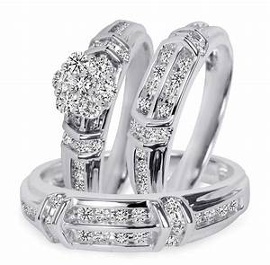 Awesome cheap his and hers wedding sets matvukcom for His and hers wedding ring sets cheap
