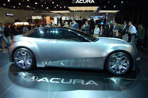 Acura Advanced Sedan Concept Photo Gallery Autoblog