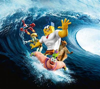 Wallpapers Phone Spongebob Bob Widescreen Happy Squarepants