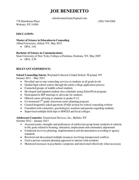 membership counselor resume exle 24 comfortable summer c counselor resume objective ideas
