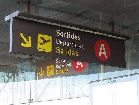 aeropuerto de barcelona el prat bcn aeropuertosnet
