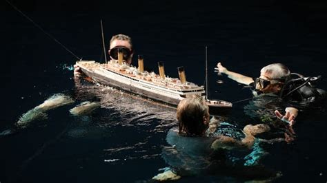 titanic  years   james cameron