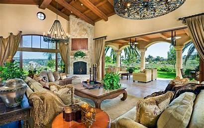 Luxury Living Interior Santa Fe California Designs
