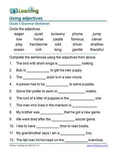 verb worksheet 1 fill in the blanks projects to try