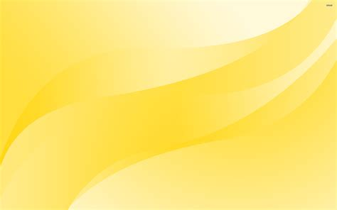 Yellow Abstract Wave Wallpaper 28585 - Baltana