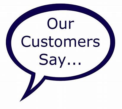 Customer Feedback Customers Comment Case Security Say