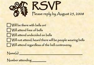 Funny wedding invitations rsvp onewedcom for Funny wedding invitations email