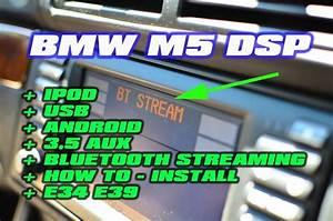 Bmw 5 Series Ipod Bluetooth Usb With Dsp  Bmw M5 E34 E39