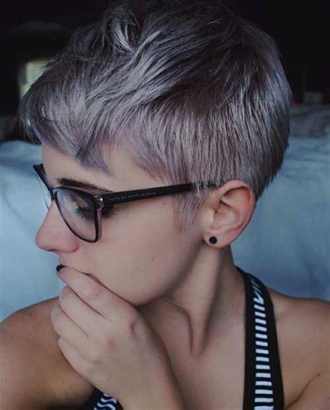 Short Hairstyles Fine Straight Hair