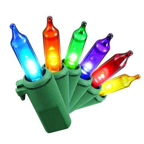 menards christmas lights sale 70 light smooth mini led light set at menards 174