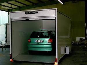 Garage Größe Für 2 Autos : mobile garage vemus ~ Jslefanu.com Haus und Dekorationen