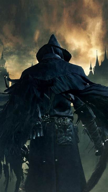4k Bloodborne Mobile Ultra Wallpapers Android Gamer