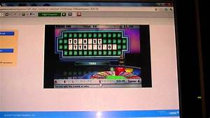 Wheel Of Fortune Online Game
