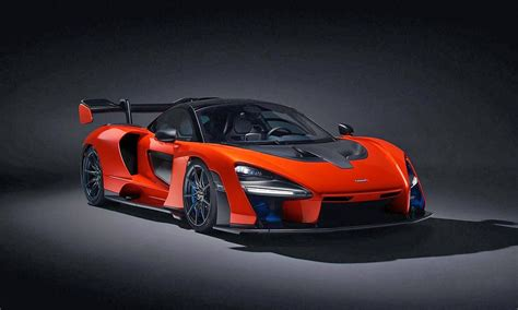 mc laren senna picture of the day the new mclaren senna is unveiled