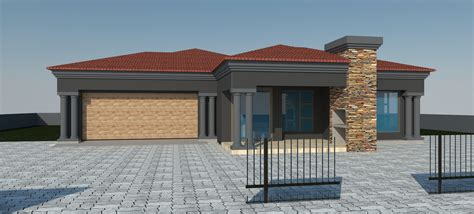 3 Bedroom House Plans With Double Garage musicdna