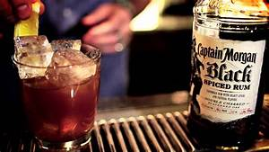 Captain Morgan Black Spiced Rum #1 - YouTube