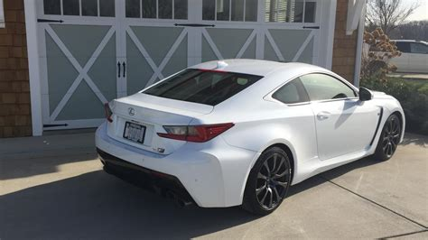 welcome to club lexus rc f owner roll call member