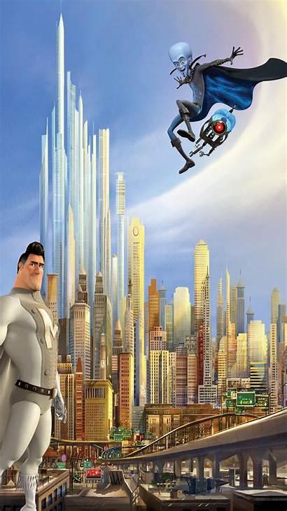 Megamind Phone Characters Pixar Netflix Moviemania Animation