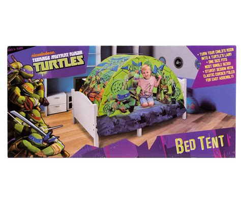 turtle bed tent catchoftheday au mutant turtles bed