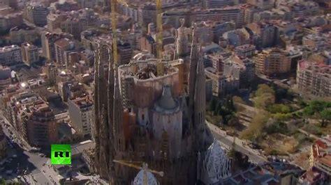 futurista video  muestra como sera la sagrada familia