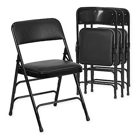 buy belnick hercules vinyl  pack folding chair collection