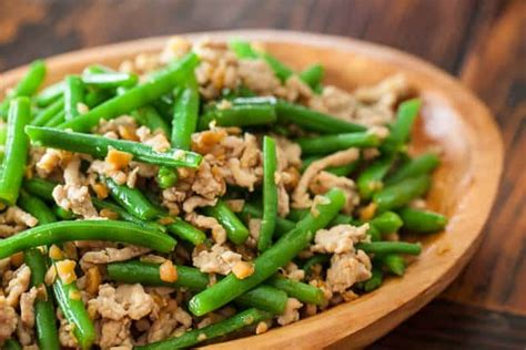 the green kitchen recipes green beans with preserved radish stir fry 6055