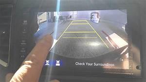 2015 Honda Cr-v Back Up Camera