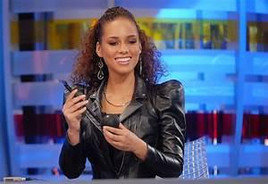 Alicia Keys Interviews on Spanish TV - Zimbio