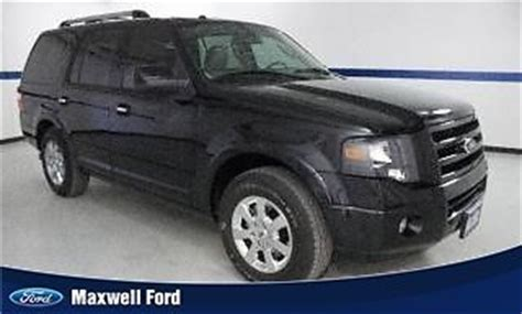 purchase used 09 ford expedition 2wd 4dr limited leather