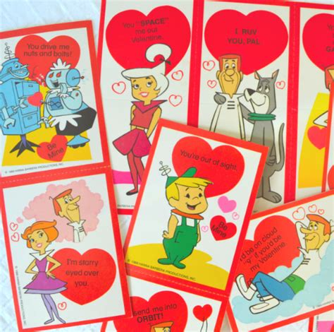 Brika Brika Vintage Kids Valentines