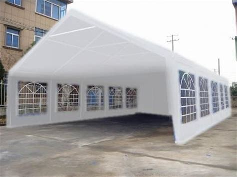 ft outdoor wedding party tent gazebo carport shelter garage san diego factory direct