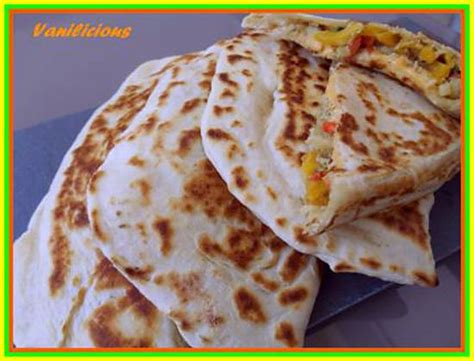 cuisine turc facile recette de crêpes turques fourrées aux légumes