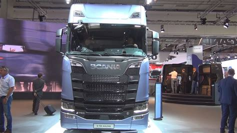 scania   axnb tractor truck  exterior