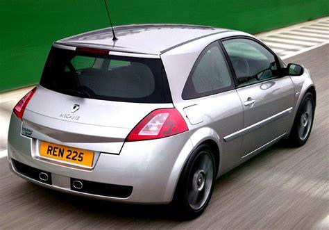 Renault Megane 2004 by Renault Megane Rs Coupe 2004 On Motoimg