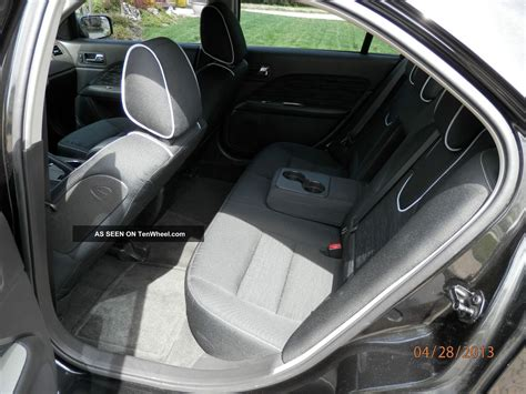 ford fusion se sap package  cyl  spd