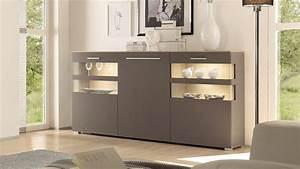 Moebel Akut : highboard grau bestseller shop f r m bel und einrichtungen ~ Yasmunasinghe.com Haus und Dekorationen